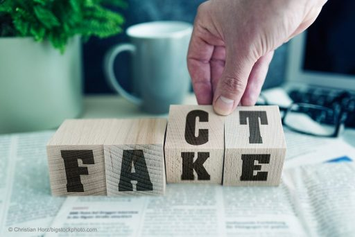 Fake or Fact - People Believing Fake News