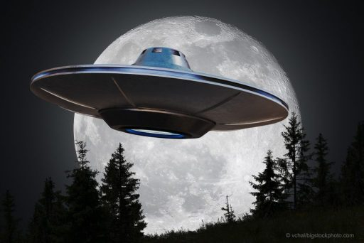Unidentified Aerial Phenomena or UFO