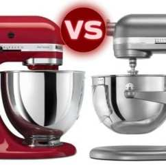 Kitchen Aid 6000 Hd Amazon Faucets The Kitchenaid Artisan Stand Mixer Vs Professional 600 Series Match Up