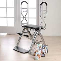 Malibu Pilates Chair White Dining Room Chairs Set Of 4 Does Really Help You Perform Exercises Work