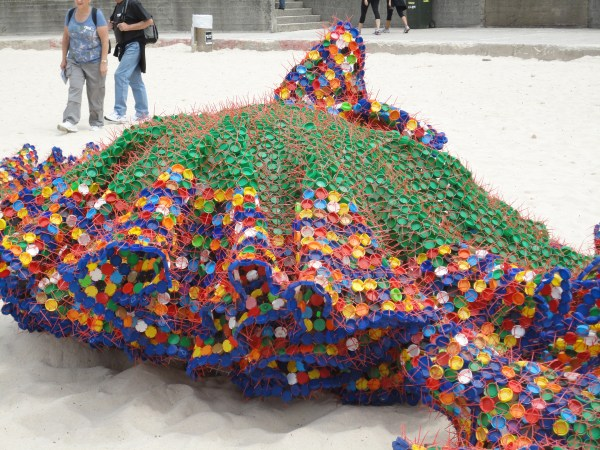 Recycled Art Sculpture Ideas