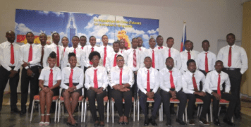 Bourses d'études : cinq jeunes filles haïtiennes partent étudier en Taiwan