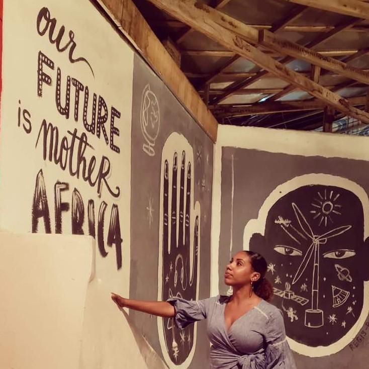 Shaïna Silva founder of SHE_BUILDS Global Initiative
