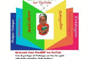 *«Chez MikaBBF», Micaëlle Charliflor vous invite