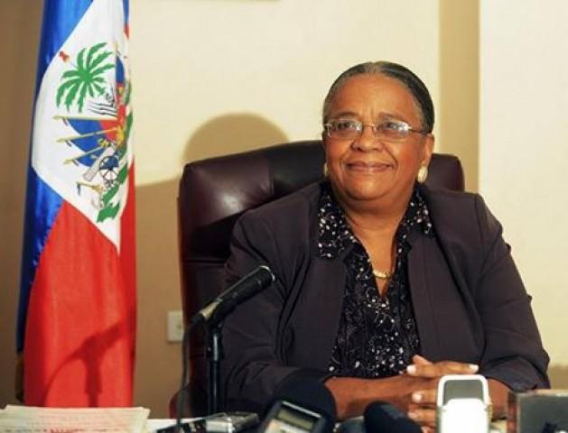 Mirlande Manigat se positionne quant à la fin du mandat du président Jovenel Moise