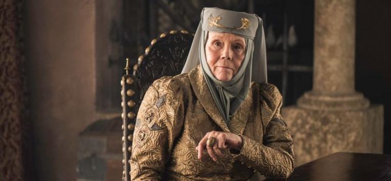 Diana Rigg, actrice de Game of Thrones, est décédée