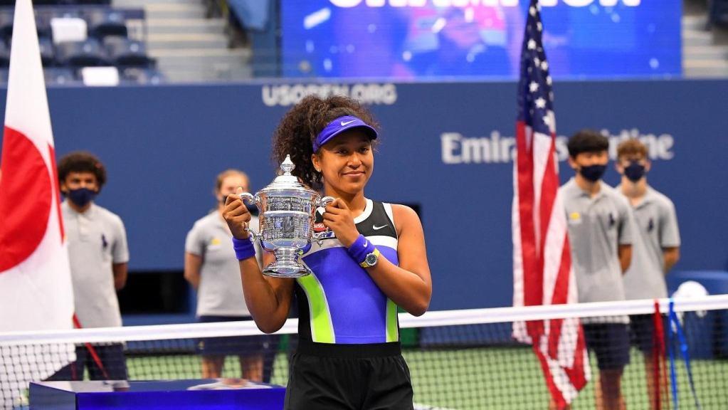 Naomi Osaka remporte l'US Open 2020