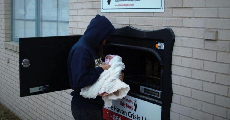 La ville de Bruxelles à l'autorisation de la justice pour installer sa première «boîte à bébé»