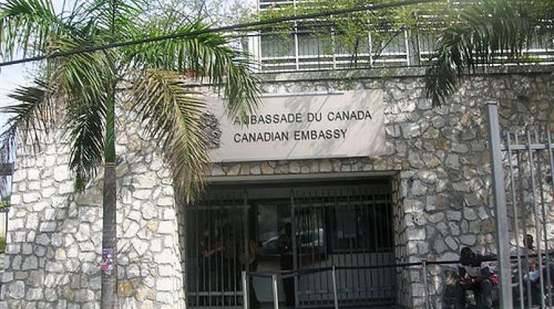 Une fille de 17 ans à la tête de l'Ambassade du Canada pour une durée de 24 h