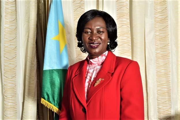Awut Deng Acuil, nommée Présidente d'une université au Soudan du Sud