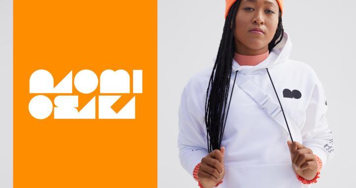 Naomi Osaka a désormais sa propre identité visuelle chez Nike