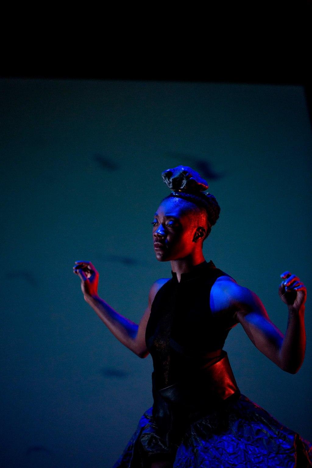 Deux prestigieux prix de la danse pour l'haïtienne Rhodenie Désir