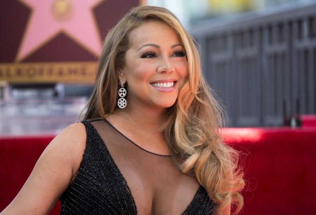 Une chanson de Mariah Carey bat les records sur spotify