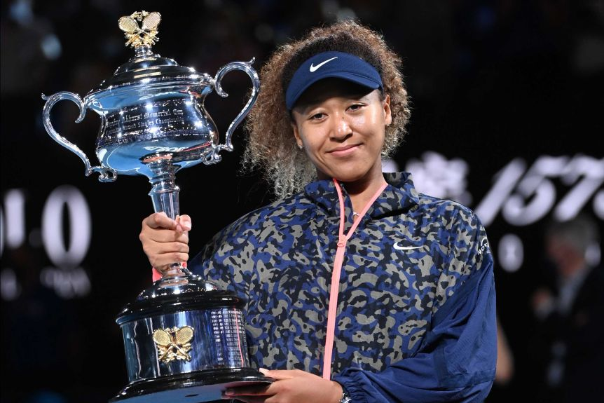 Naomi Osaka remporte l'Open d'Australie 2021