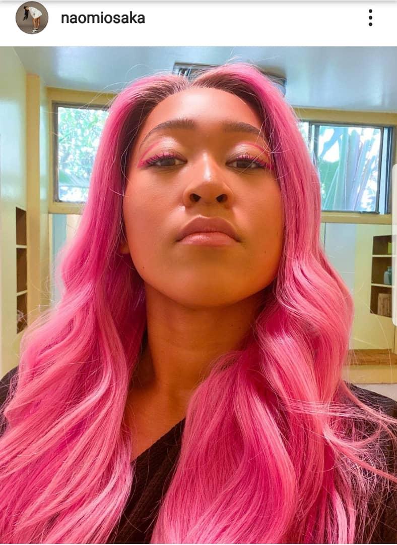 Quand Naomi Osaka s'offre une tête de Nicki Minaj