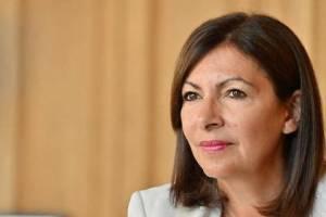 Anne Hidalgo, élue personnalité politique de l'année 2020