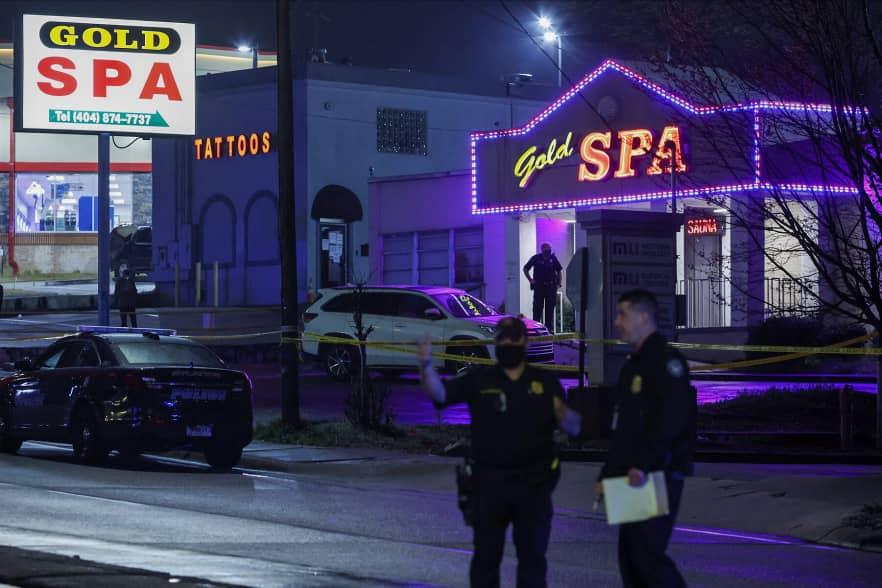 Huit asiatiques tuées dans des fusillades à Atlanta