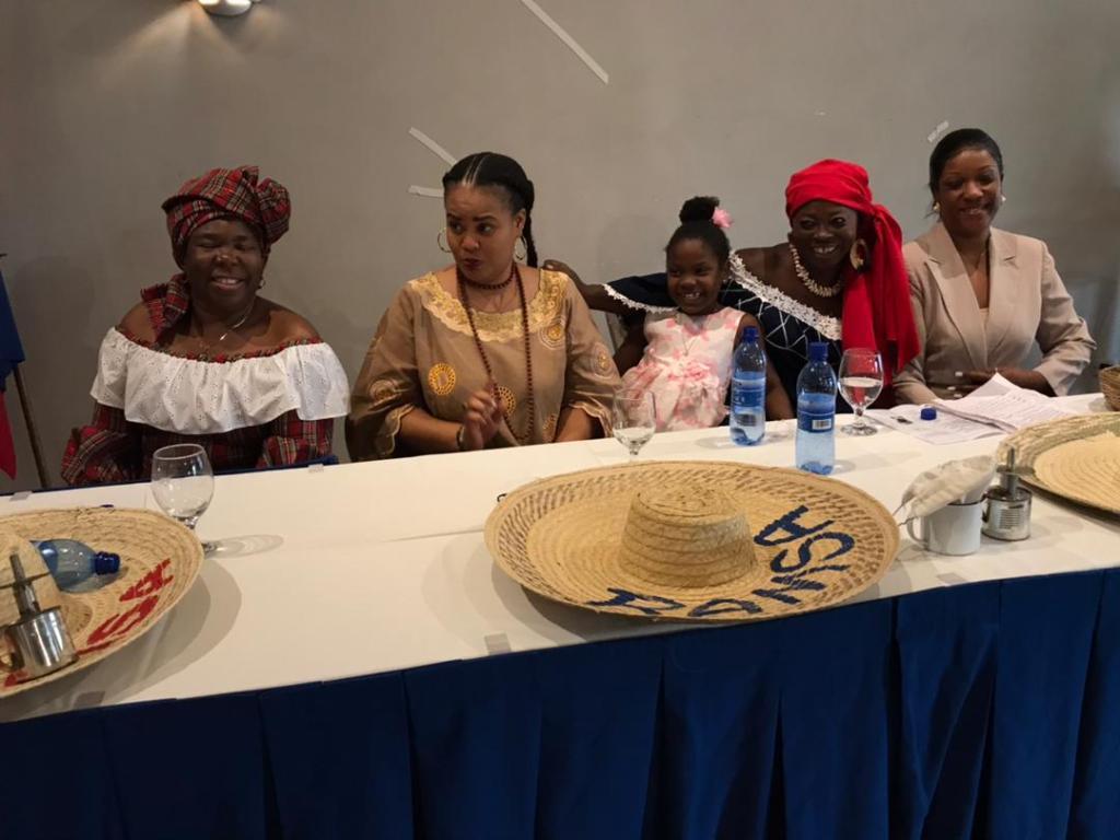 Lancement officiel de l'organisation Rasanbleman Madan Sara Dayiti