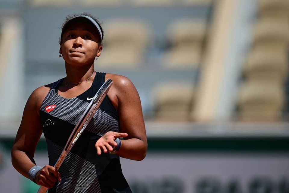 Naomi Osaka abandonne le tournoi de Rolland-Garros