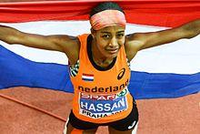 La néerlandaise Sifan Hassan bat le record du 10 000 m lors du meeting d'Hengelo