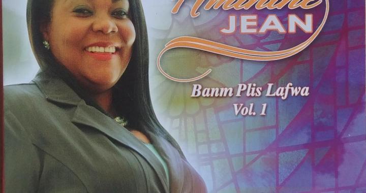 Aminthe Jean : une chanteuse catholique à la voix harmonieuse