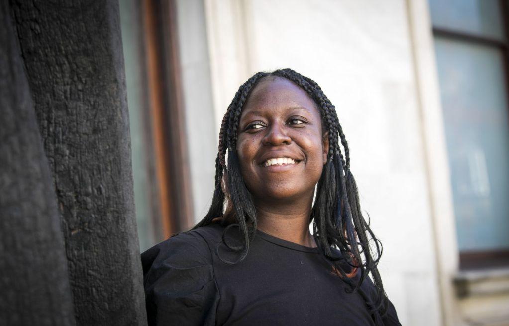 Eunice Bélidor, première conservatrice noire du Musée des beaux-arts de Montréal