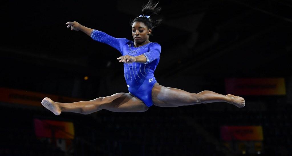 Simone Biles, prodige de la gymnastique américaine