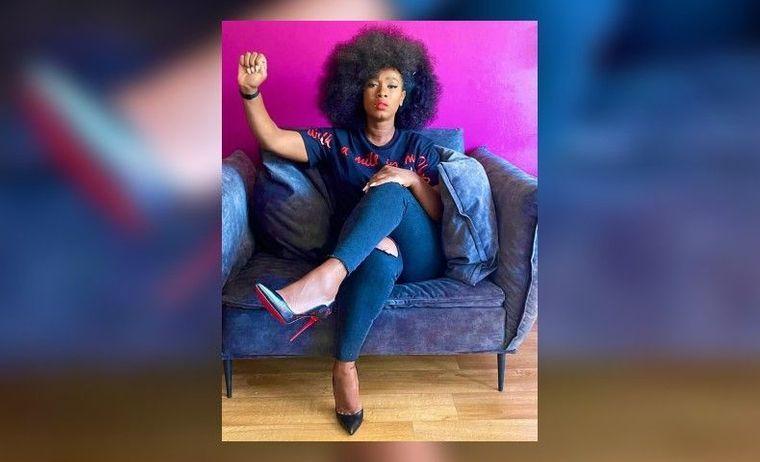 Assa Traoré en égérie d'une collection Louboutin pour lutter contre les violences policières