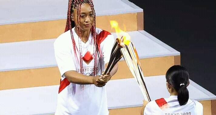 Naomi Osaka a de nouveau parlé aux médias