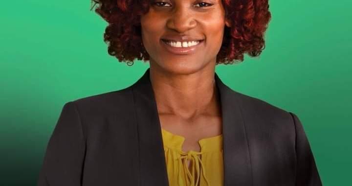 Montréal/Saint-Léonard: Nerlande Gaëtan, Miss Vidéomax 2004, candidate aux élections municipales