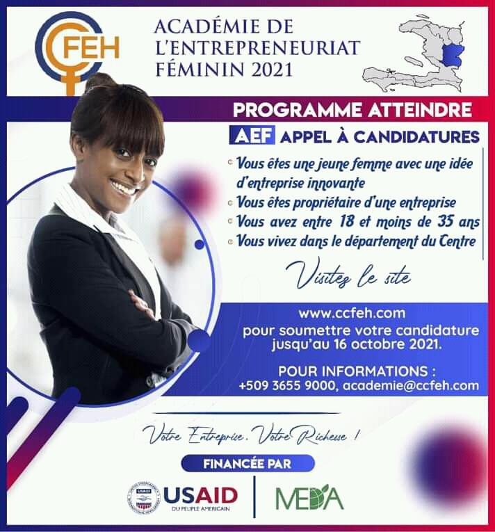 La CCFEH veut booster l'entreprenariat féminin