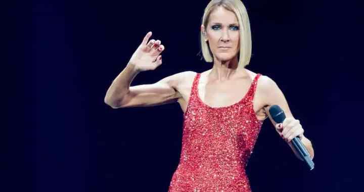 Céline Dion malade, est obligée de reporter ses concerts