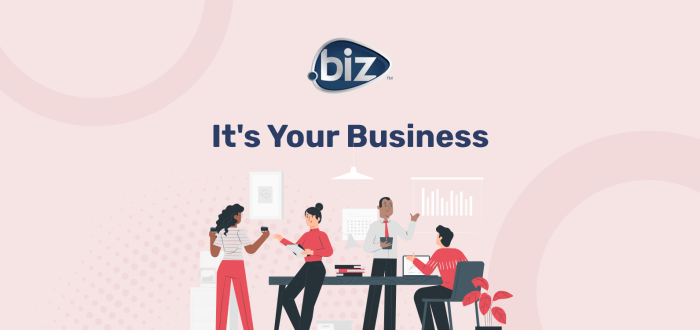 .BIZ Domain Extension: It's Your Business