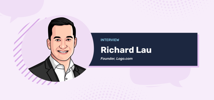 Richard Lau, Founder of Logo.com