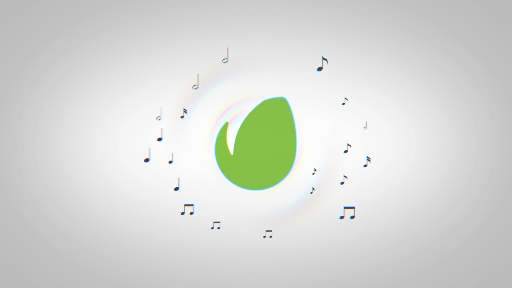 Minimal Music Logo V3