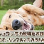 シュプレモドッグフードを評価【口コミ・評判も掲載】