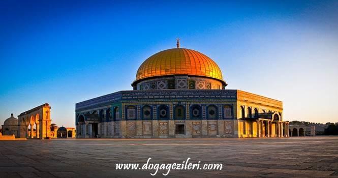 Kudüs'te Gezilecek 6 Yer