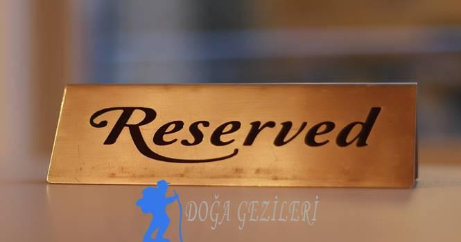 Tatil Rezervasyonu Nasıl Yapılır?