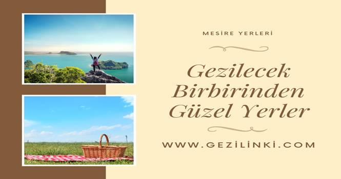 İstanbul Piknik Yapılabilecek En Güzel Yerler