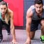 Online fitness programı için Sadeceon