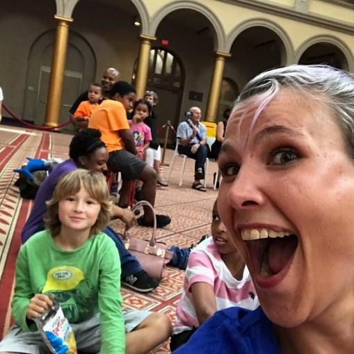 Carrie Selfie July 13