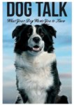 book cover dog talk