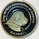 Maxwell Award Medallion