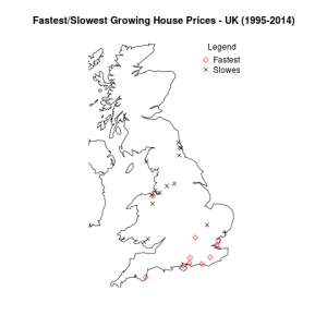 UK Growth Map