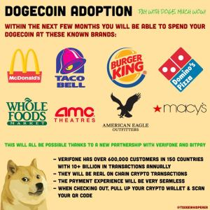 paying taco bell with dogecoin
