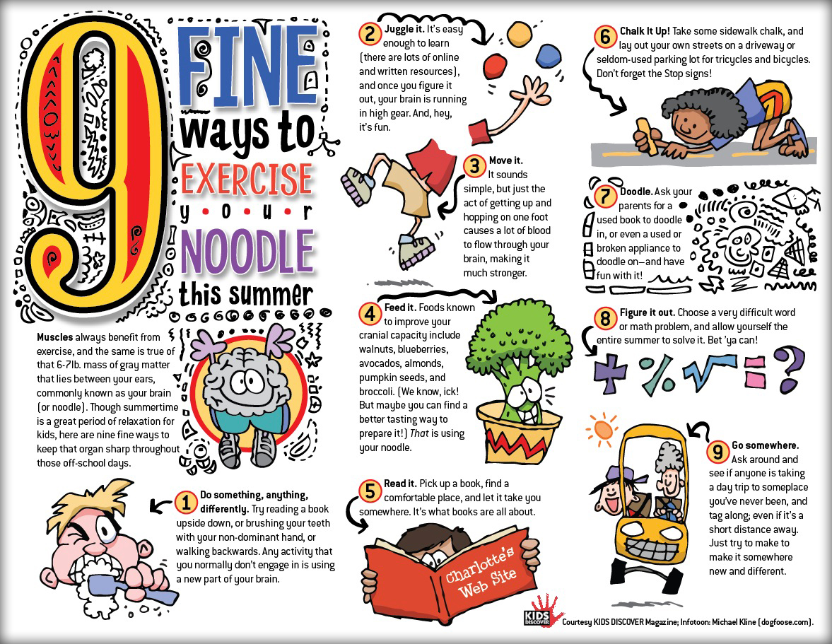 Infographics And Infotoons For Books Magazines And