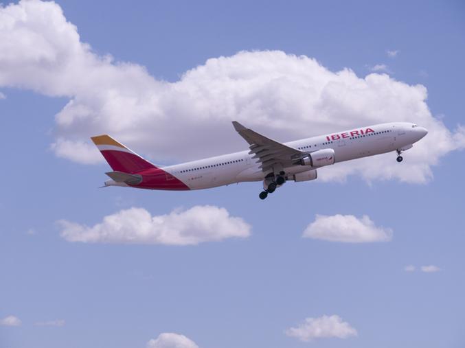A330 de Iberia.