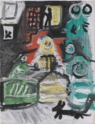 Las Meninas, Pablo Picasso.