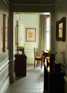 St. Regis Rome, Living Room.
