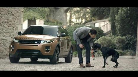 Fotogramas Range Rover Evoque.